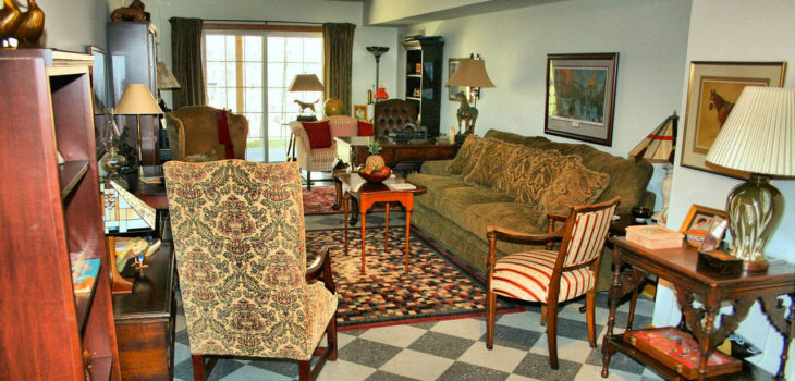 troppi mobili in casa